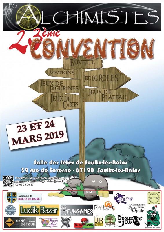 Affiche CONV2019